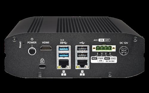 IS400 Back - QNAP lance le NAS IS-400 Pro