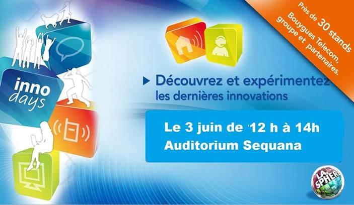 Innodays Bouygues Telecom - Innodays chez Bouygues Telecom