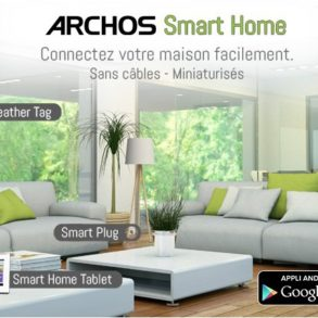 archos smart home 293x293 - ARCHOS Smart Home est disponible