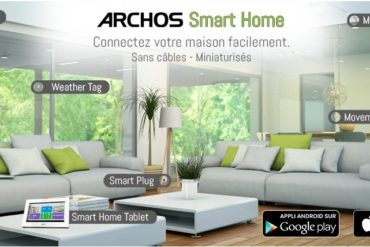 archos smart home 370x247 - ARCHOS Smart Home est disponible
