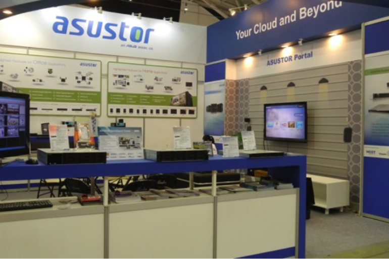 asustor 770x513 - ASUSTOR - COMPUTEX : ADM 2.2, LooksGood la station vidéo et la nouvelle série 7