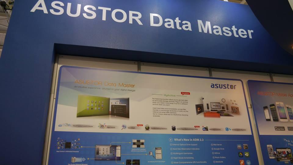 asustorcomputexintrocachem - ASUSTOR - COMPUTEX : ADM 2.2, LooksGood la station vidéo et la nouvelle série 7