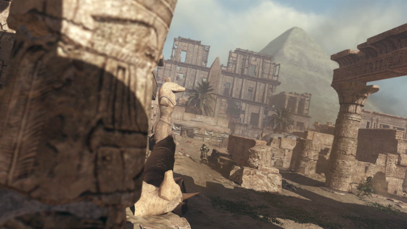 call of duty ghosts Pharaoh e1401898271404 - Call of Duty Ghosts: Nouveau Dlc Invasion