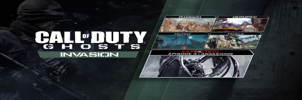 call of duty ghosts invasion - Call of Duty Ghosts: Nouveau Dlc Invasion