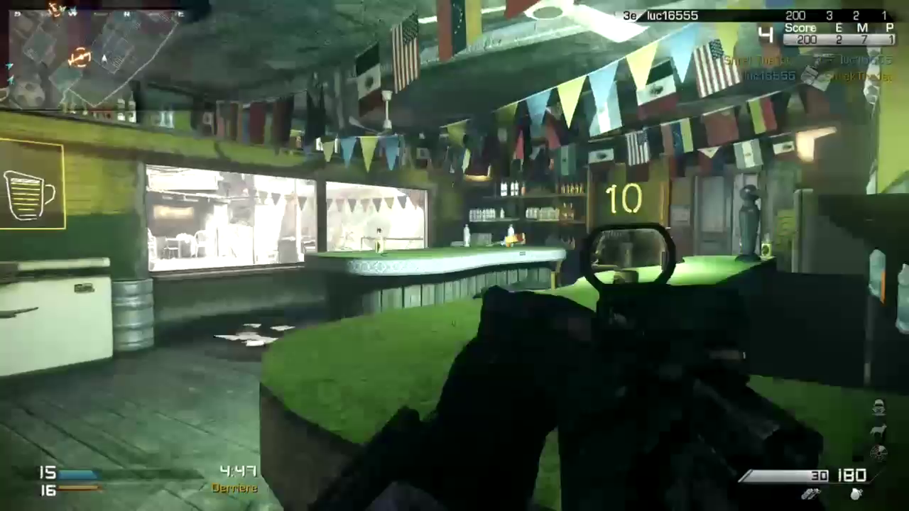 favela clin doeil - Call of Duty: Ghosts, test du nouveau dlc Invasion