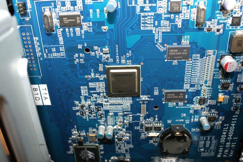processeur ds414j - Test NAS - Synology DS414j, le 4 baies low-cost