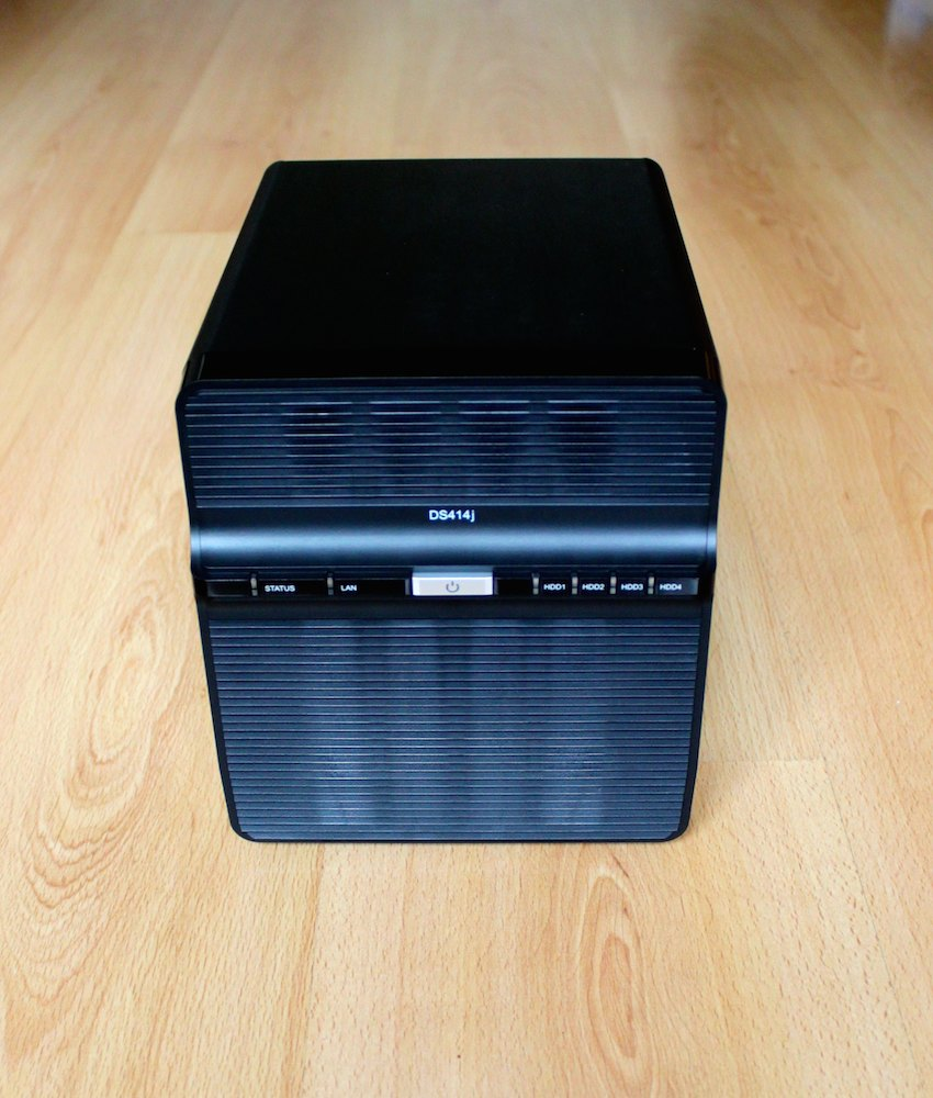 test-synology-ds414j