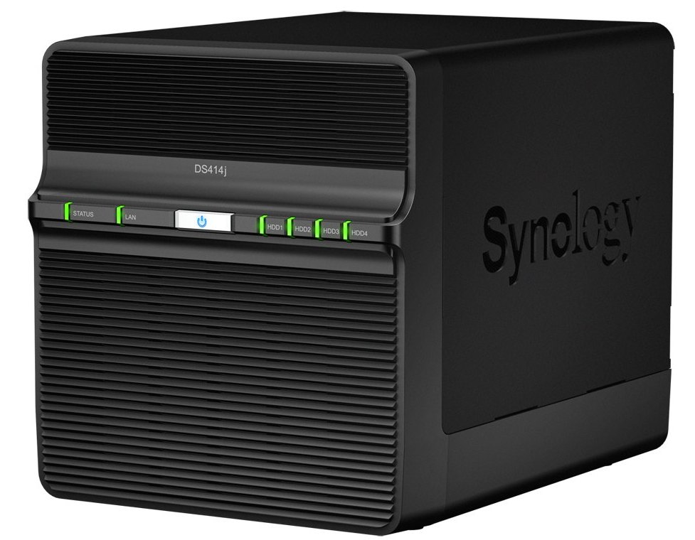 test synology ds414j1 - Test NAS - Synology DS414j, le 4 baies low-cost