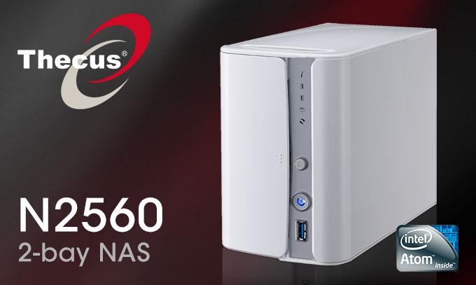 thecus n2560 nas - Test NAS - Thecus N2560
