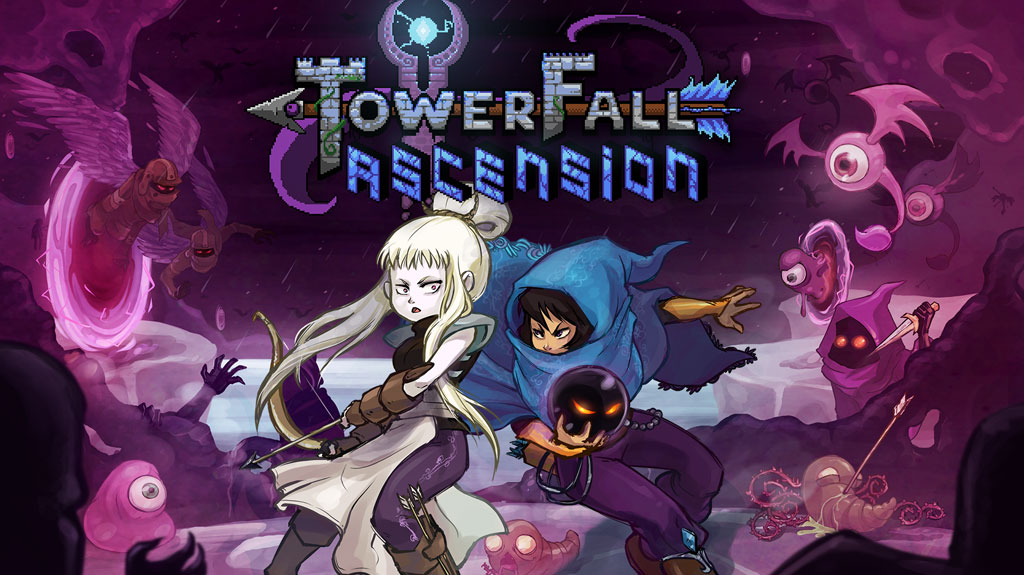 tower fall ascension1 - Jeux gratuits Xbox Live et Playstation Plus