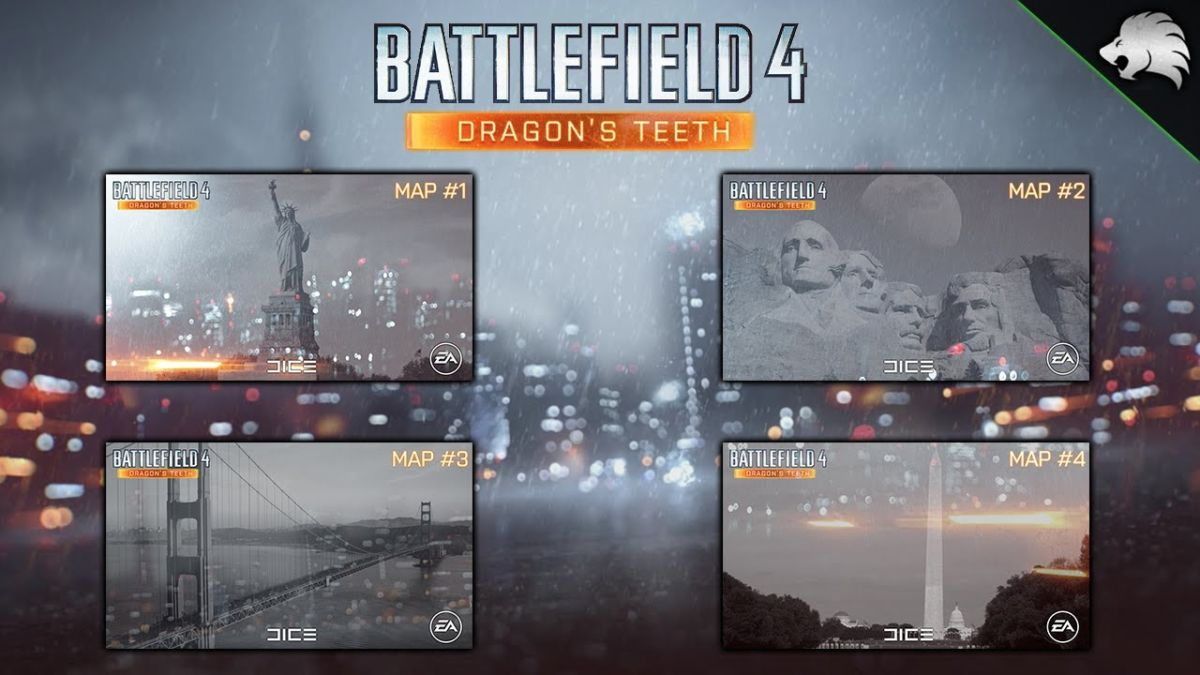 Dragons Teeth - Nouveau Dlc Battlefield 4