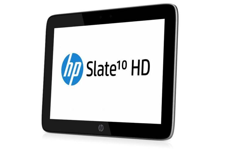 HP Slate 10 HD 770x513 - Test de l'HP Slate 10 HD