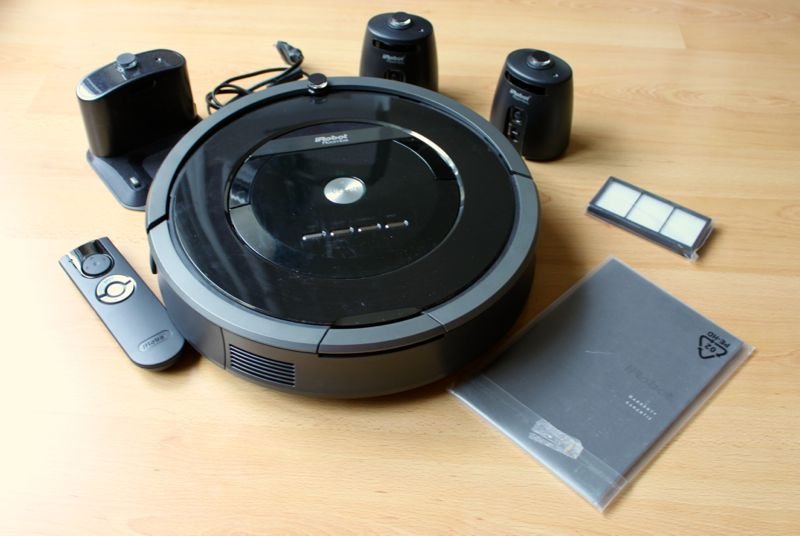 Roomba 880 complet - Test de l'aspirateur robot Roomba 880