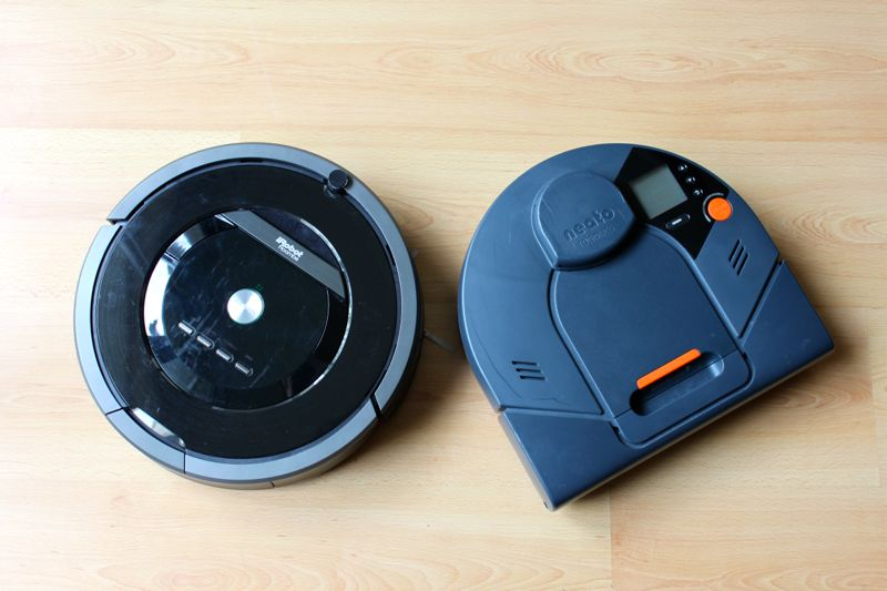 Roomba 880 neato - Test de l'aspirateur robot Roomba 880