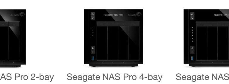 Seagate NAS Pro 770x285 - Seagate lance 5 nouveaux NAS