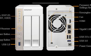 TS 251 370x226 - QNAP annonce la gamme TS-x51