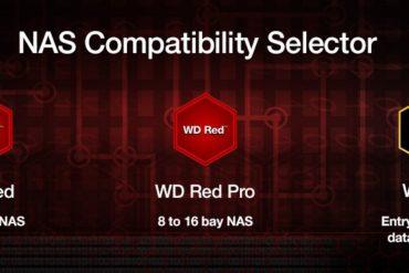 WD NAS Selector 370x247 - WD lance un disque pour NAS de 6 To