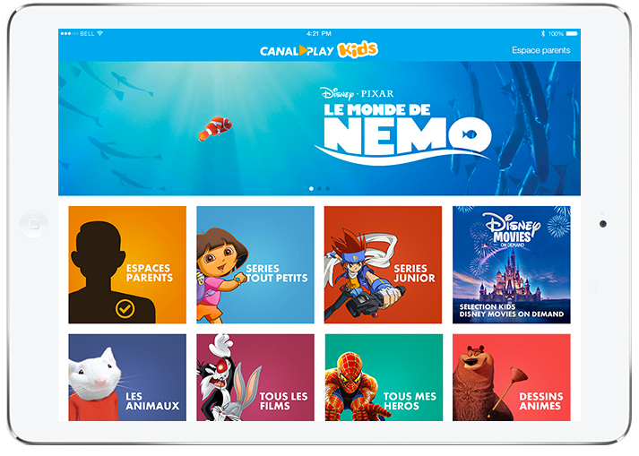 canalplay kids - CanalPlay Kids débarque...