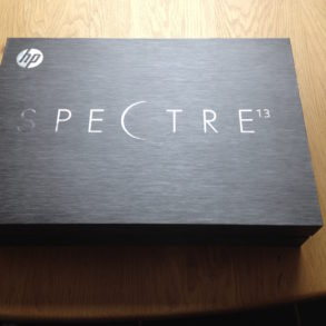face packaging hp spectre 13 293x293 - Test du HP Ultrabook Spectre 13-3090ef