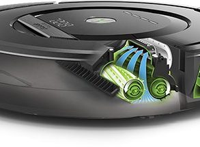 roomba aeroforce 293x215 - Test de l'aspirateur robot Roomba 880