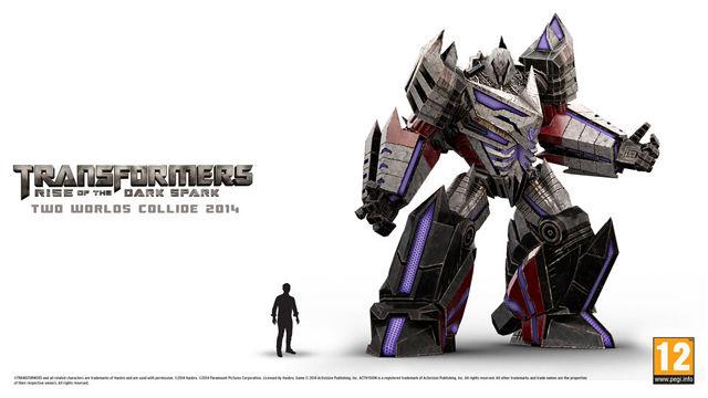 transformers rise of the dark spark - Présentation de jeux et Bon plan IOS