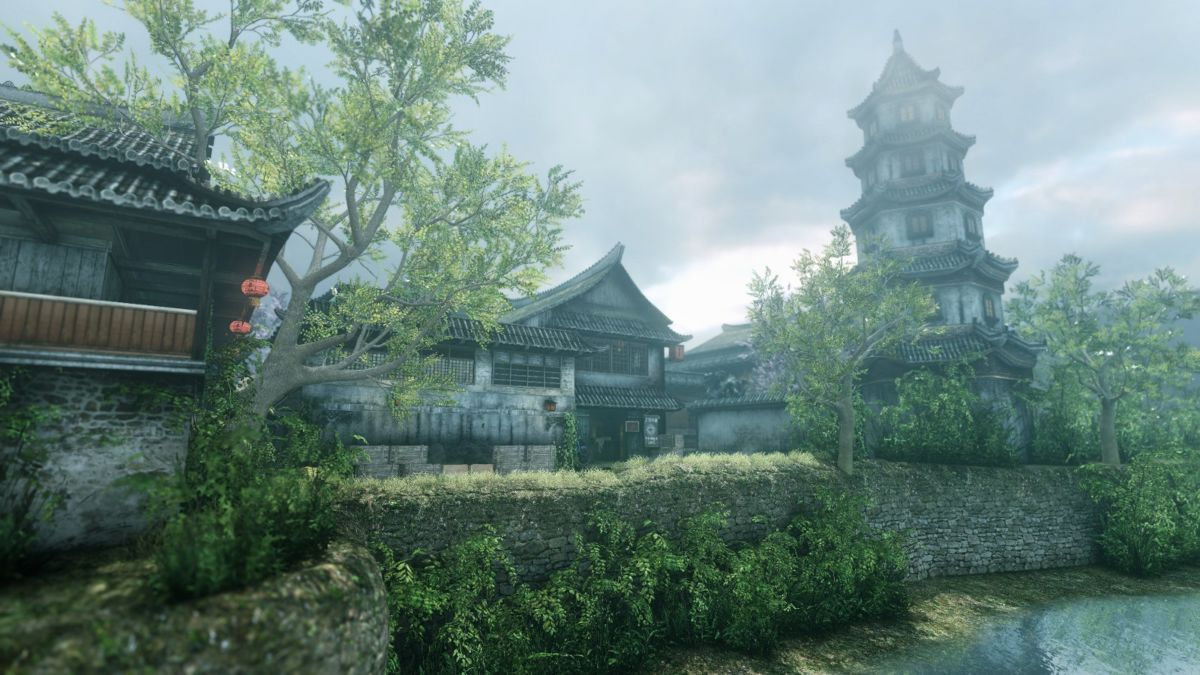 COD Ghosts Nemesis Dynasty Environment  - Dlc Call of Duty: Ghosts Nemesis