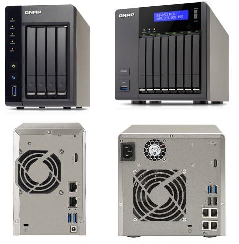 QNAP SS x53 pro - QNAP - 6 nouveaux NAS TS-x53 Pro et SS-x53 Pro