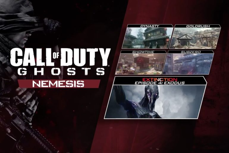 call of duty ghosts nemesis 770x513 - Dlc Call of Duty: Ghosts Nemesis