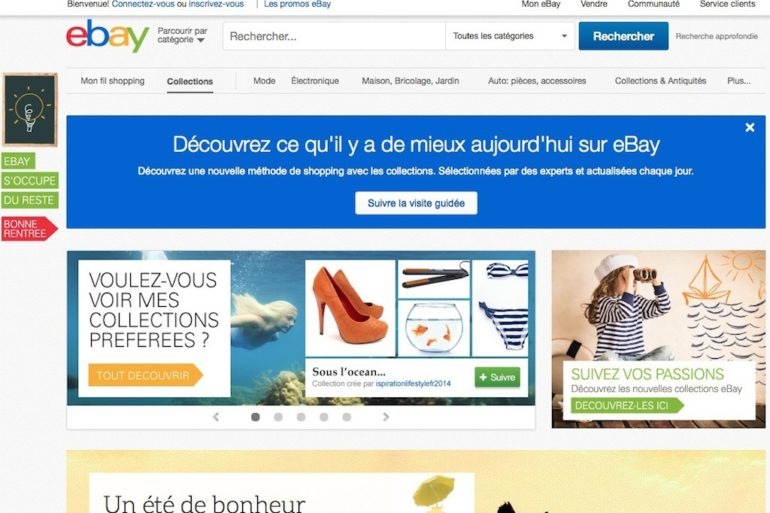 ebay collections home 770x513 - eBay ajoute les collections
