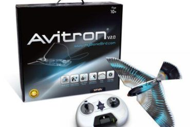 Bru2DSiIEAAxlfa 370x247 - [MAJ] - Avitron - L'oiseau bionique...