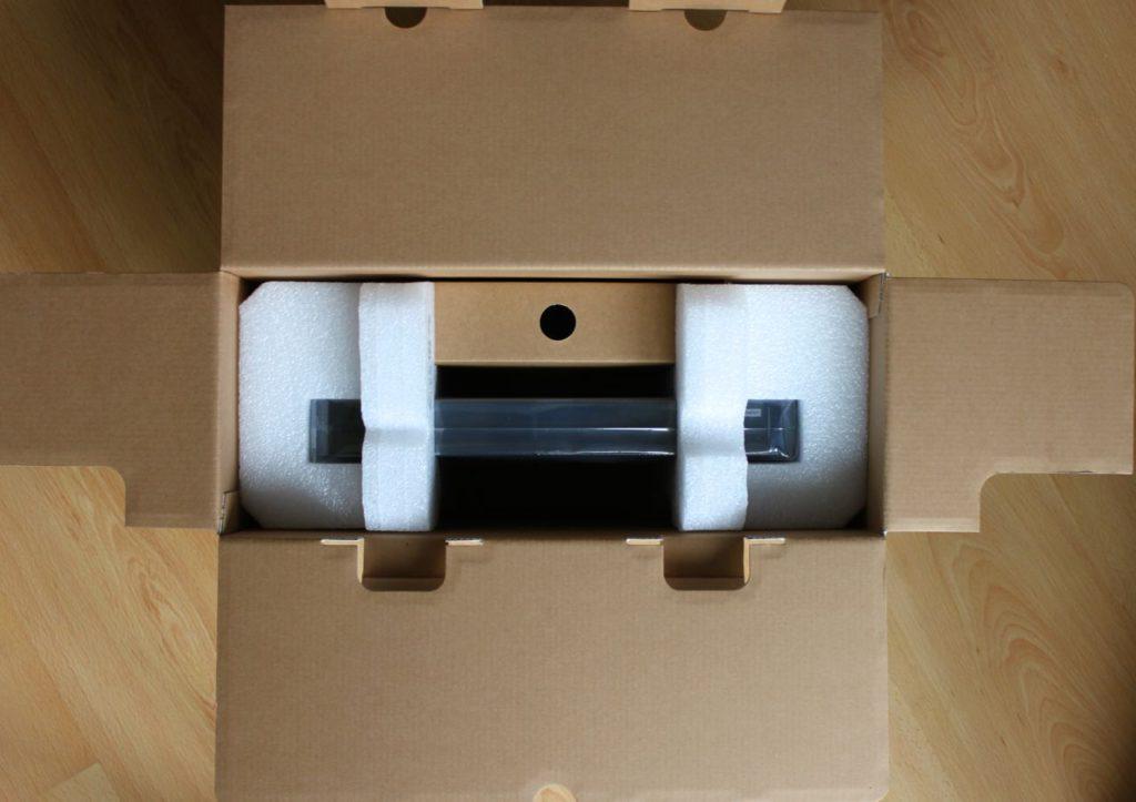 HS 251 deballage 1024x723 - Test NAS - QNAP HS-251, le boitier pour votre salon