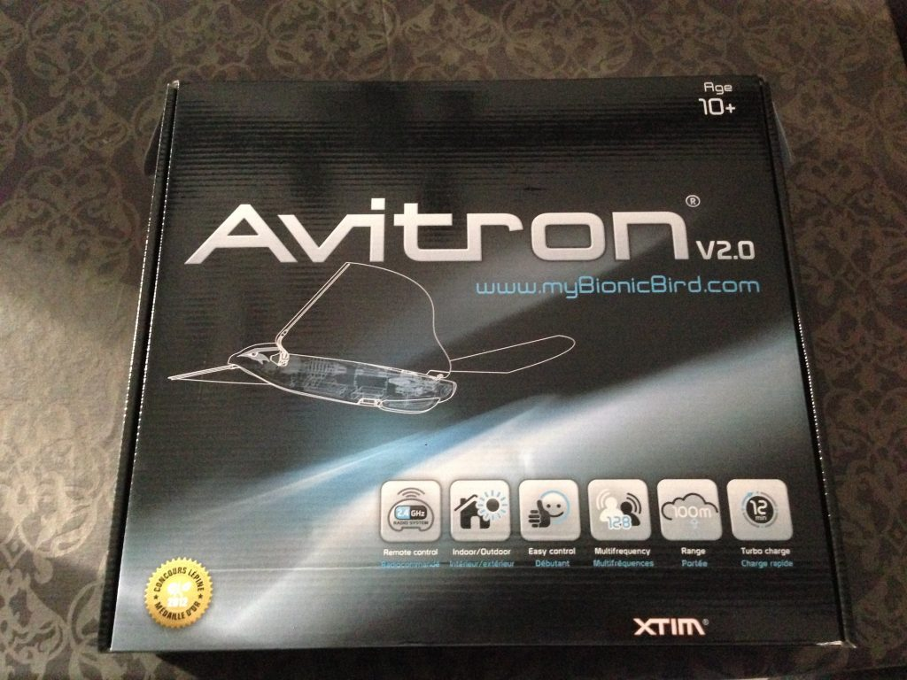IMG 7109 1024x768 - [MAJ] - Avitron - L'oiseau bionique...