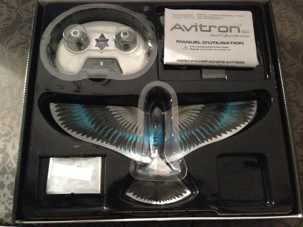 IMG 7111 1024x768 - [MAJ] - Avitron - L'oiseau bionique...