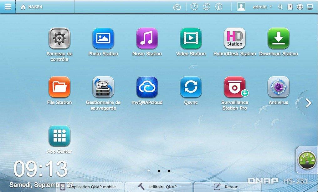QNAP QTS 4.1.1 - QNAP QTS 4.1.1 est disponible...