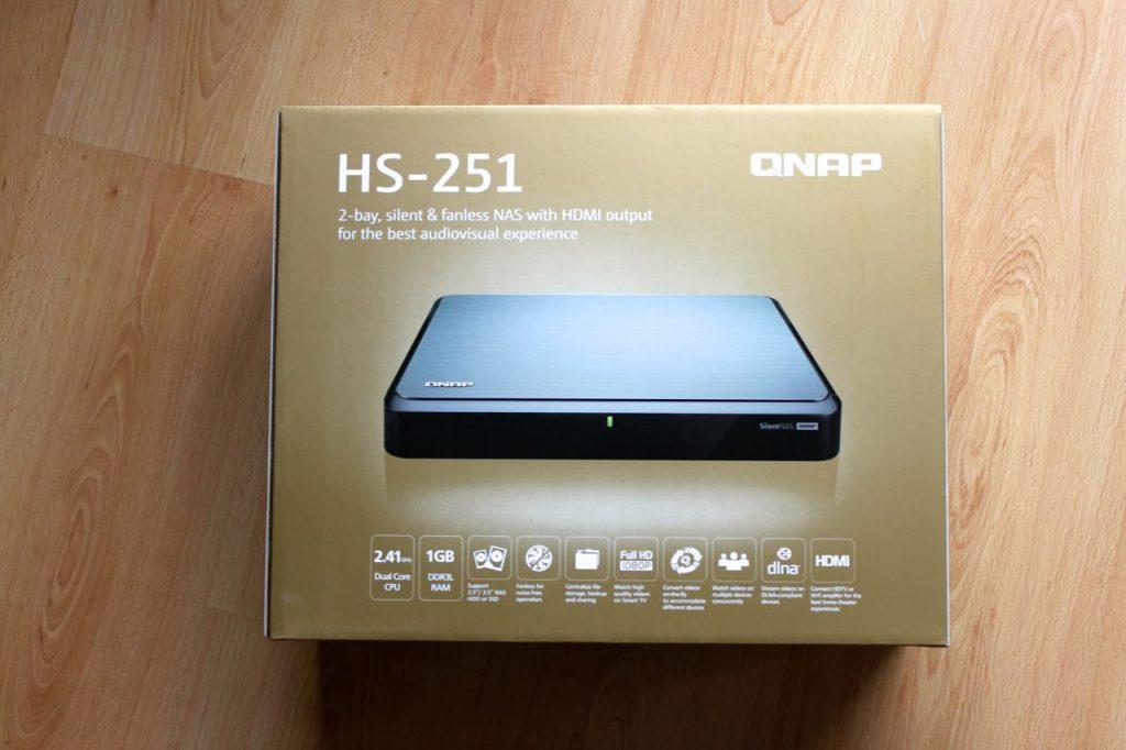 QNAP HS 251 1024x682 - Test NAS - QNAP HS-251, le boitier pour votre salon