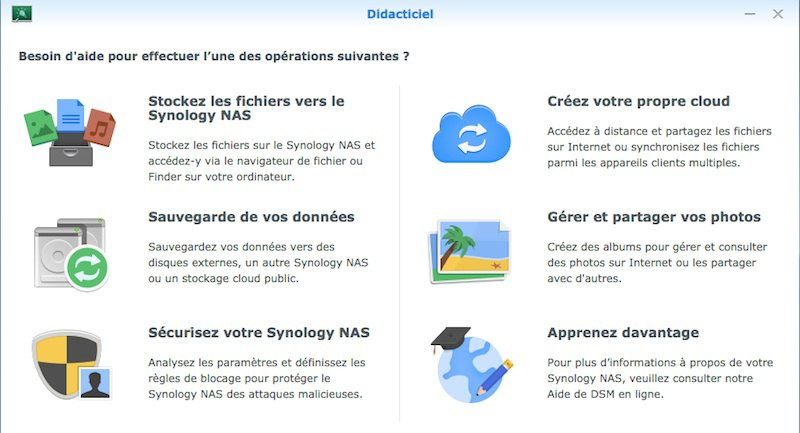 didactiel - DSM 5.1 Beta est disponible