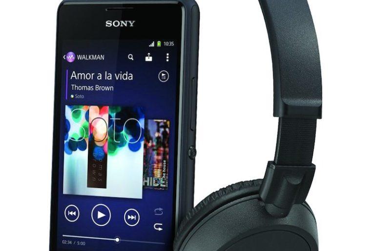 sony xperia E1 casque zx100 770x513 - Bon plan : Sony Xperia E1 + ZX100 à 59€