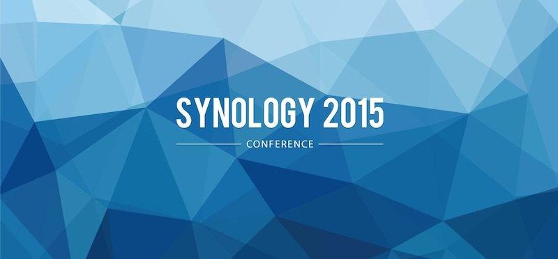 synology 2015 - Synology 2015, retrouvez la conférence en vidéo...
