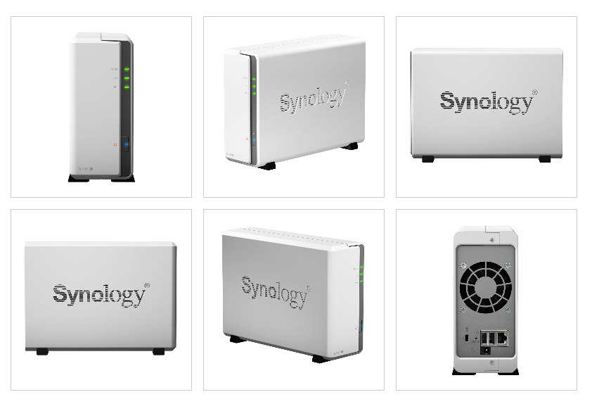 synology ds115j - Synology lance le DS115j
