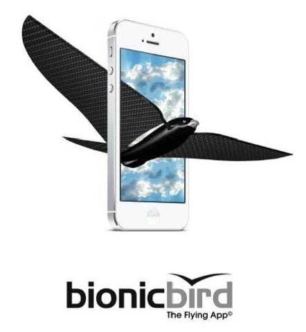 BionicBird1 - [MAJ] - Avitron - L'oiseau bionique...