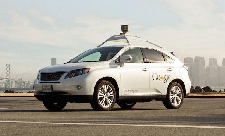 Lexus Google 770x465 - Voiture sans conducteur - Google, Mercedes et Audi autorisés à circuler