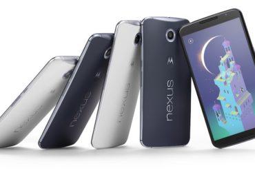 Nexus 6 Lollipop 370x247 - Google lance le Nexus 6 !