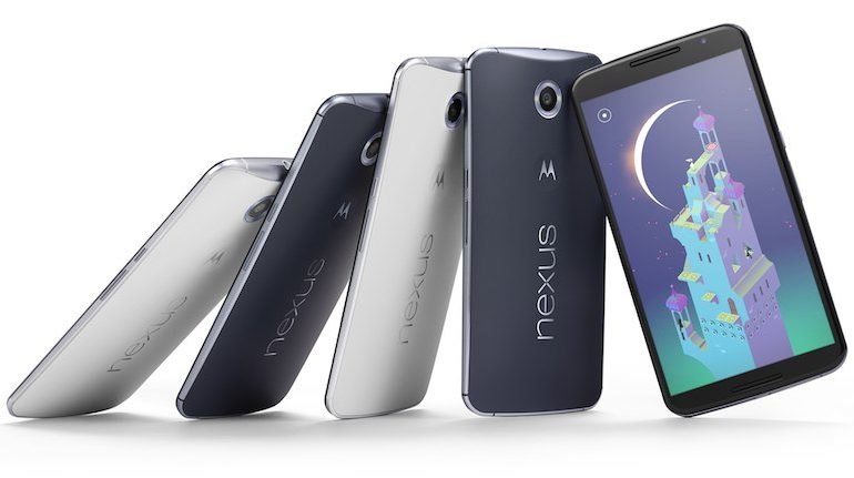 Nexus 6 Lollipop 770x431 - Google lance le Nexus 6 !