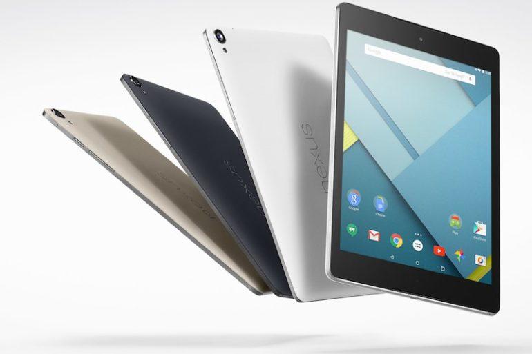 Nexus 9 770x513 - Google Nexus 9 est officielle
