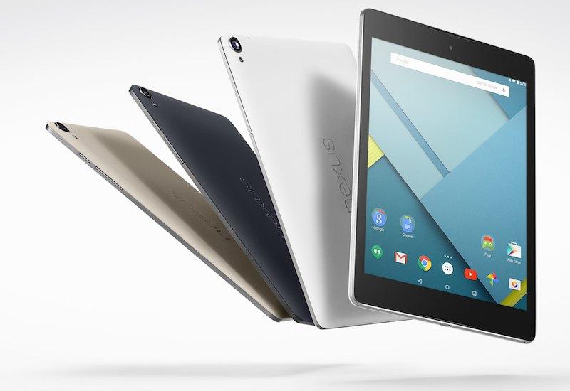 Nexus 9 - Google Nexus 9 est officielle