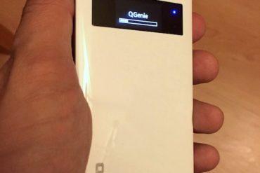QGenie start 370x247 - Test NAS : QNAP QGenie