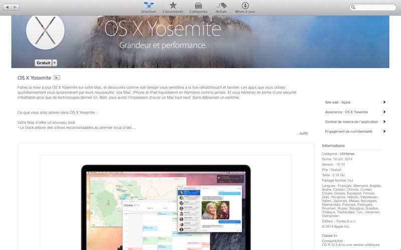 X GRATUITEMENT OS TÉLÉCHARGER 10.10.3