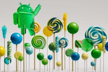 android lollipop 370x247 - Ma première semaine avec Lollipop
