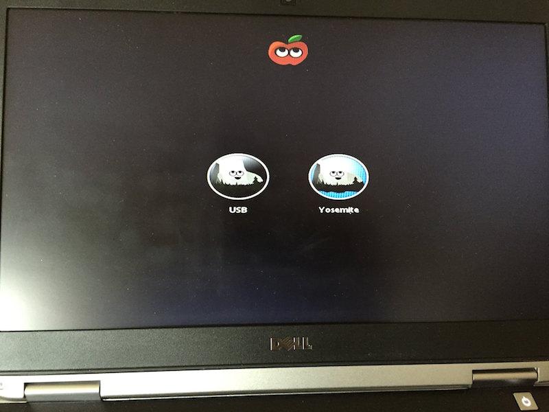chimera - Installer OS X Yosemite sur votre PC Intel en 5 étapes
