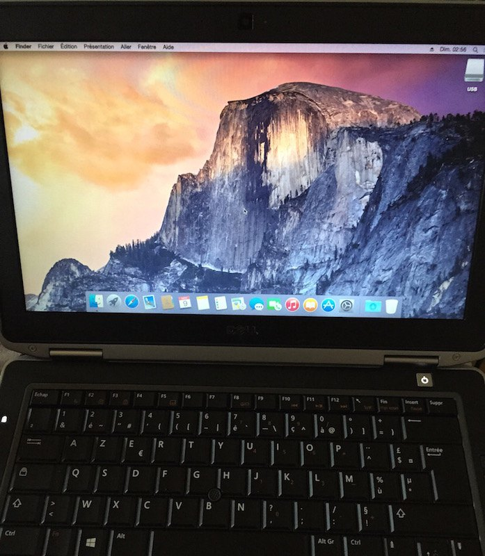 finalisation - Installer OS X Yosemite sur votre PC Intel en 5 étapes